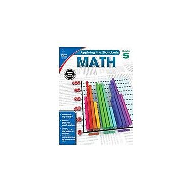 Carson-Dellosa Publishing Math, Grade 5 Workbook By Griffin, Bitsy, Grade 5 [eBook]