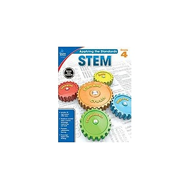 Carson-Dellosa Publishing Stem, Grade 4 Workbook By Rompella, Natalie, Grade 4 [eBook]