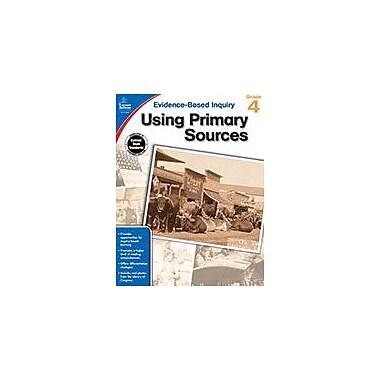 Carson-Dellosa Publishing Using Primary Sources, Grade 4 Workbook By Martin, Annette, Grade 4 [eBook]