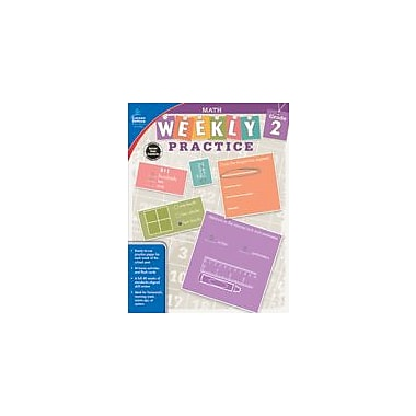 Carson-Dellosa Publishing Math, Grade 2 Workbook [eBook]