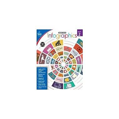 Carson-Dellosa Publishing Infographics, Grade 2 Workbook [eBook]
