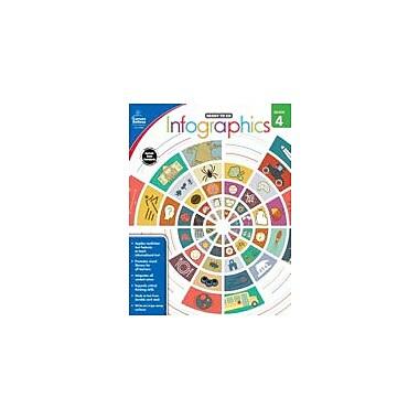 Carson-Dellosa Publishing Infographics, Grade 4 Workbook [eBook]