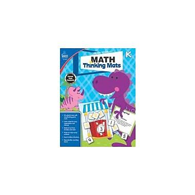 Carson-Dellosa Publishing Math Thinking Mats, Grade K Workbook, Kindergarten [eBook]