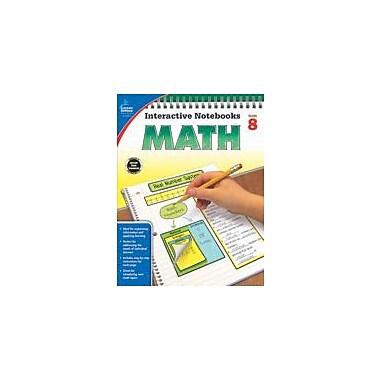 Carson-Dellosa Publishing Math, Grade 8 Workbook By Williams Baldwin, Rolanda, Grade 8 [eBook]