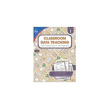 Carson-Dellosa Publishing Classroom Data Tracking, Grade 1 Workbook [eBook]