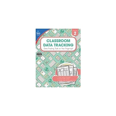 Carson-Dellosa Publishing Classroom Data Tracking, Grade 2 Workbook [eBook]