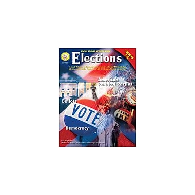 Carson-Dellosa Publishing Elections By Mark Twain Media Workbook By Lee, George, Grade 5 - Grade 9 [eBook]