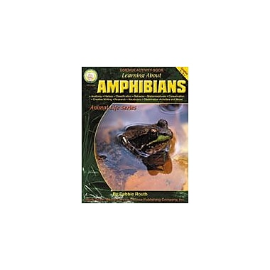 Carson-Dellosa Publishing Learning About Amphibians By Mark Twain Media Workbook By Routh, Debbie, Grade 4 - Grade 9 [eBook]