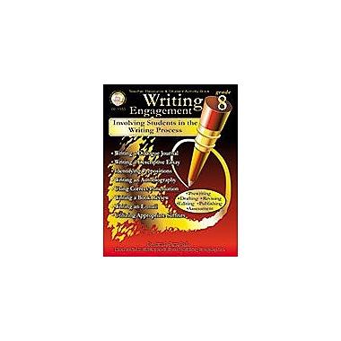 Carson-Dellosa Publishing Writing Engagement, Grade 8 Workbook By Oyamada Yasuto, Grade 8 [eBook]