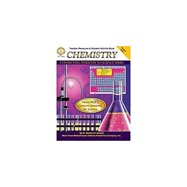 Carson-Dellosa Publishing Chemistry By Mark Twain Media Workbook By Sandall, Barbara R., Grade 5 - Grade 8 [eBook]