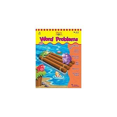 Carson-Dellosa Publishing Funtastic Frogs Math Word Problems Workbook, Kindergarten - Grade 2 [eBook]