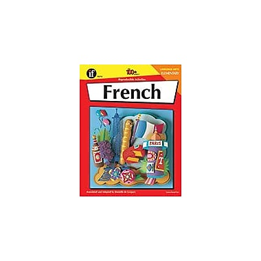 Carson-Dellosa Publishing French, Grades K - 5 Workbook By Danielle Degregory, Kindergarten - Grade 5 [eBook]