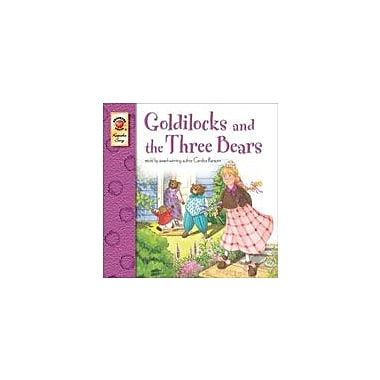 Carson-Dellosa Publishing Goldilocks And The Three Bears Workbook By Ransom, Candice, Preschool - Grade 3 [eBook]