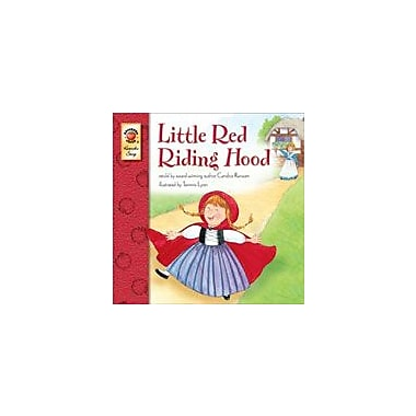 Carson-Dellosa Publishing Little Red Riding Hood Workbook By Ransom, Candice, Preschool - Grade 3 [eBook]