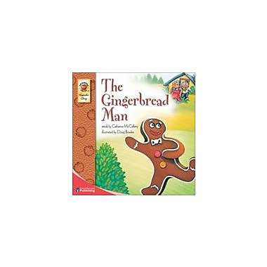 Carson-Dellosa Publishing The Gingerbread Man Workbook By Mccafferty, Catherine, Preschool - Grade 3 [eBook]