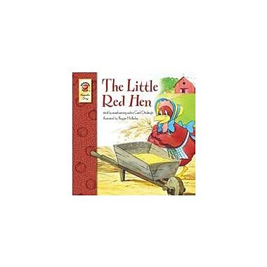 Carson-Dellosa Publishing The Little Red Hen Workbook By Ottolenghi, Carol, Preschool - Grade 3 [eBook]