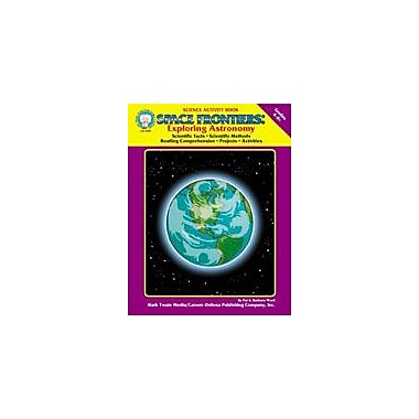 Carson-Dellosa Publishing Space Frontiers By Mark Twain Media Workbook By Ward, Pat, Grade 4 - Grade 8 [eBook]