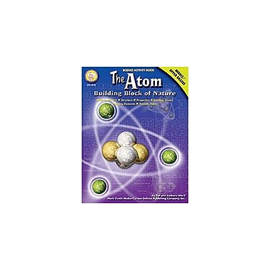Carson-Dellosa Publishing The Atom, Middle/Upper Grades Workbook By Ward, Pat, Grade 6 - Grade 12 [eBook]