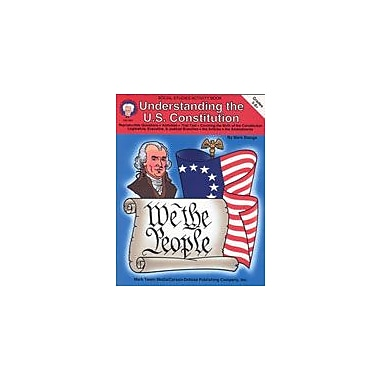 Carson-Dellosa Publishing Understanding The U.S. Constitution By Mark Twain Media Workbook, Grade 5 - Grade 10 [eBook]