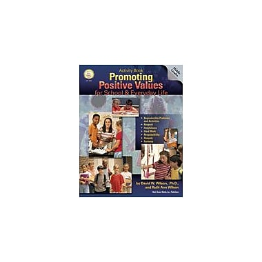 Carson-Dellosa Publishing Promoting Positive Values For School And Everyday Life By Mark Twain Media Workbook [eBook]