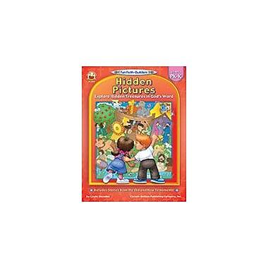 Carson-Dellosa Publishing Hidden Pictures, Grades Pk - K Workbook By Standke, Linda, Preschool - Kindergarten [eBook]