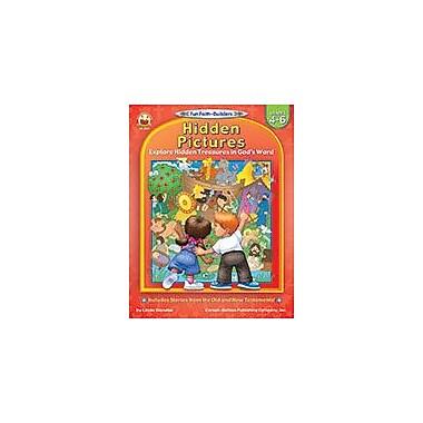 Carson-Dellosa Publishing Hidden Pictures, Grades 4 - 6 Workbook By Standke, Linda, Grade 4 - Grade 6 [eBook]