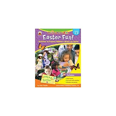 Carson-Dellosa Publishing Easter Fun! Workbook By Standke, Linda, Grade 1 - Grade 3 [eBook]