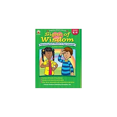 Carson-Dellosa Publishing Signs Of Wisdom Workbook By Sewell, James, Kindergarten - Grade 4 [eBook]