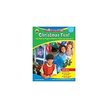 Carson-Dellosa Publishing Christmas Fun! Workbook By Standke, Linda, Grade 1 - Grade 3 [eBook]