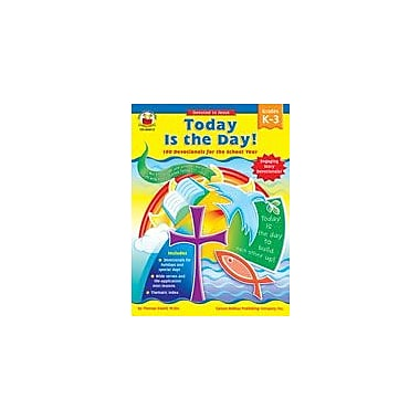 Carson-Dellosa Publishing Today Is The Day!, Grades K-3 Workbook By Ewald, Thomas, Kindergarten - Grade 3 [eBook]