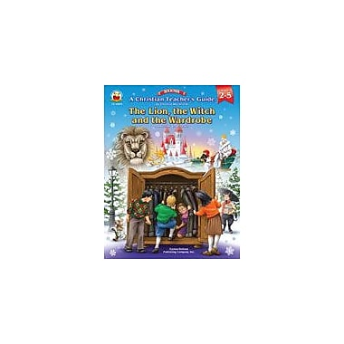 Carson-Dellosa Publishing Christian Guide: The Lion, The Witch And The Wardrobe Workbook, Grade 2 - Grade 5 [eBook]