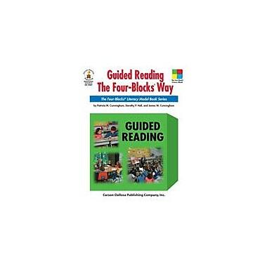 Carson-Dellosa Publishing Guided Reading The Four-Blocks' Way Workbook, Grade 1 - Grade 3 [eBook]