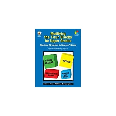 Carson-Dellosa Publishing Modifying The Four-Blocks Workbook By Mahaffey-Sigmon, Cheryl, Grade 4 - Grade 8 [eBook]