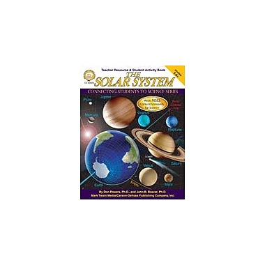 Carson-Dellosa Publishing The Solar System By Mark Twain Media Workbook By Powers, Beaver, Grade 5 - Grade 8 [eBook]