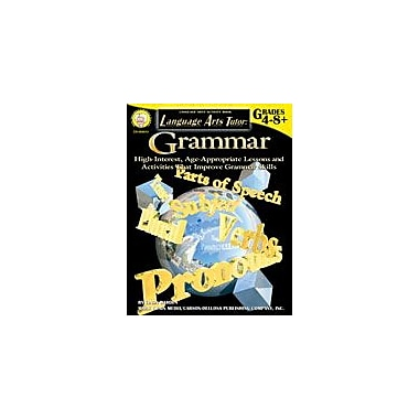Carson-Dellosa Publishing Language Arts Tutor: Grammar By Mark Twain Media Workbook, Grade 4 - Grade 12 [eBook]