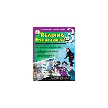 Carson-Dellosa Publishing Reading Engagement: Grade 3 By Mark Twain Media Workbook By Sitter, Janet, Grade 3 [eBook]