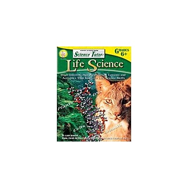 Carson-Dellosa Publishing Science Tutor: Life Science By Mark Twain Media Workbook By Raham, Gary, Grade 6 - Grade 8 [eBook]