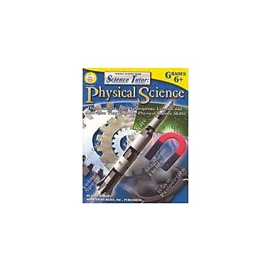 Carson-Dellosa Publishing Science Tutor: Physics By Mark Twain Media Workbook By Raham, Gary, Grade 6 - Grade 12 [eBook]