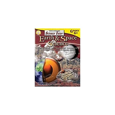 Carson-Dellosa Publishing Science Tutor: Earth Science By Mark Twain Media Workbook By Raham, Gary, Grade 6 - Grade 12 [eBook]
