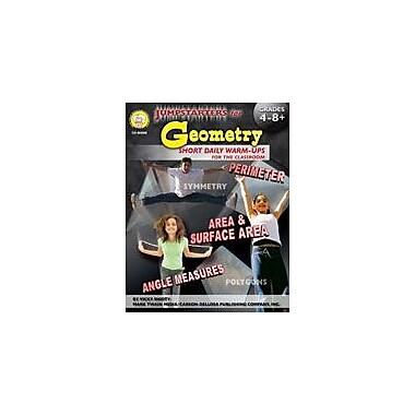 Carson-Dellosa Publishing Jumpstarters For Geometry By Mark Twain Media Workbook By Shioty, Vicky, Grade 4 - Grade 9 [eBook]