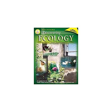 Carson-Dellosa Publishing Discovering Ecology By Mark Twain Media Workbook By Routh, Debbie, Grade 4 - Grade 12 [eBook]