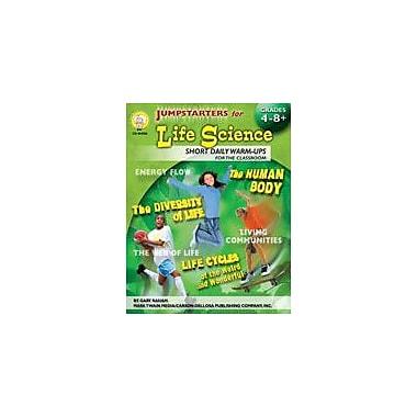 Carson-Dellosa Publishing Jumpstarters For Life Science By Mark Twain Media Workbook By Raham, Gary, Grade 4 - Grade 12 [eBook]