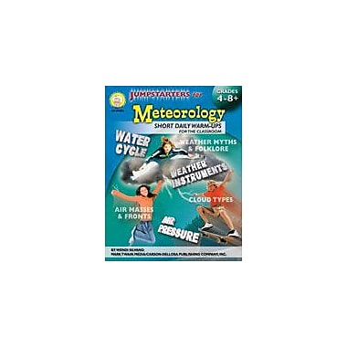 Carson-Dellosa Publishing Jumpstarters For Meteorology By Mark Twain Media Workbook By Silvano, Grade 4 - Grade 12 [eBook]