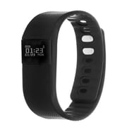 Zunammy Activity Tracker Watch with Call and Message Reminders, Black