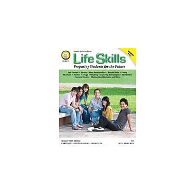 Carson-Dellosa Publishing Life Skills: Preparing Students For The Future (Revised) By Mark Twain Media Workbook [eBook]
