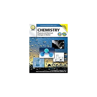 Carson-Dellosa Publishing Chemistry By Mark Twain Media Workbook By Sandall, Barbara, Grade 5 - Grade 12 [eBook]
