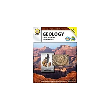 Carson-Dellosa Publishing Geology By Mark Twain Media Workbook By Logan, Laverne, Grade 5 - Grade 12 [eBook]