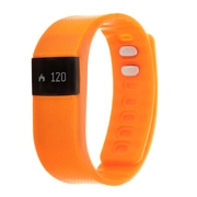 Zunammy Activity Tracker Watch with Call and Message Reminders, Orange