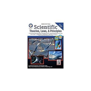 Carson-Dellosa Publishing Scientific Theories, Laws, And Principles By Mark Twain Media Workbook, Grade 5 - Grade 12 [eBook]