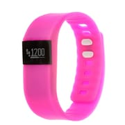 Zunammy Activity Tracker Watch with Call and Message Reminders, Pink